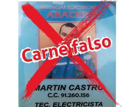 Así evitará la ESSA que suplanten a sus trabajadores | Bucaramanga | Metro | EL FRENTE
