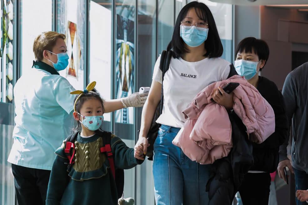 Estos son los países en los que se ha propagado el coronavirus descubierto en China | Mundo | EL FRENTE