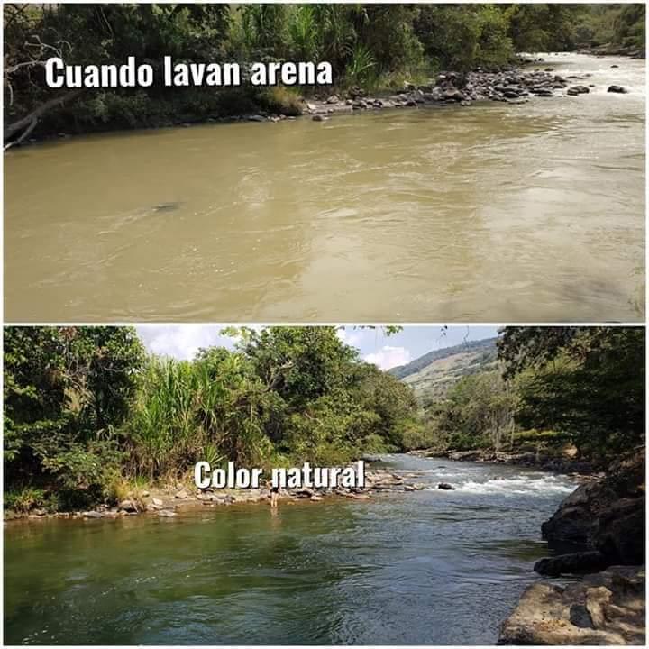 Por contaminar fuentes hídricas tres personas fueron capturadas | Justicia | EL FRENTE