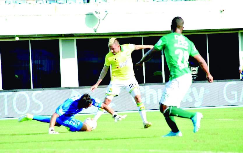 Atlético Bucaramanga perdió 0-2 ante Deportivo Cali | Local | Deportes | EL FRENTE