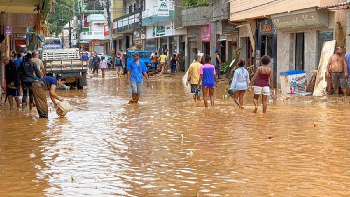 Temporal en Brasil dejó al menos 30 muertos | Mundo | EL FRENTE