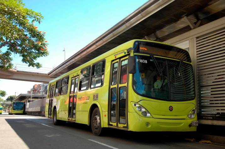Metrolínea hizo cambios en unas de sus rutas | Metro | EL FRENTE