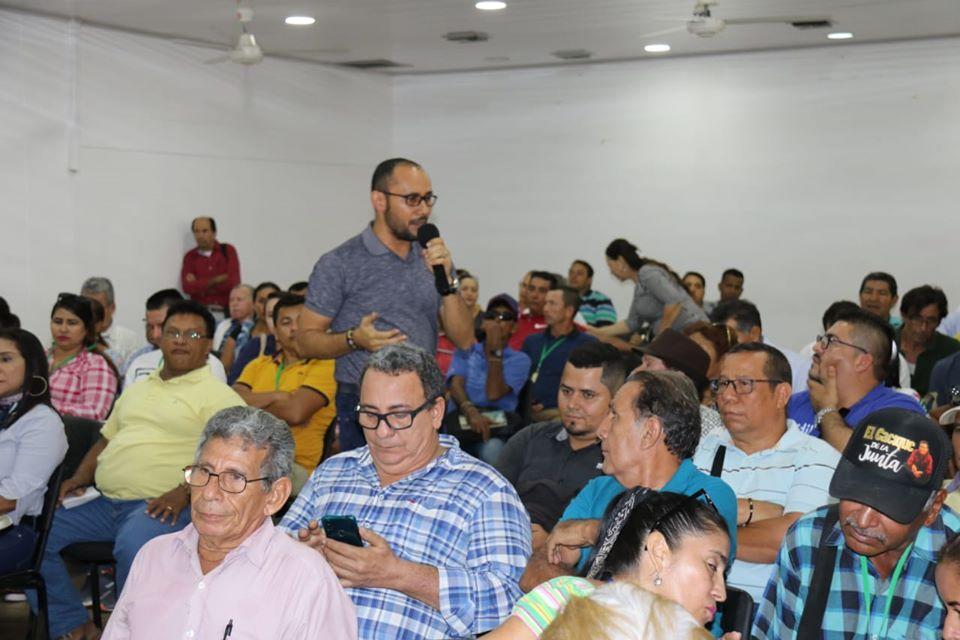 Sectores barranqueños renovaron delegados en el Consejo Territorial de Planeación | Santander | EL FRENTE