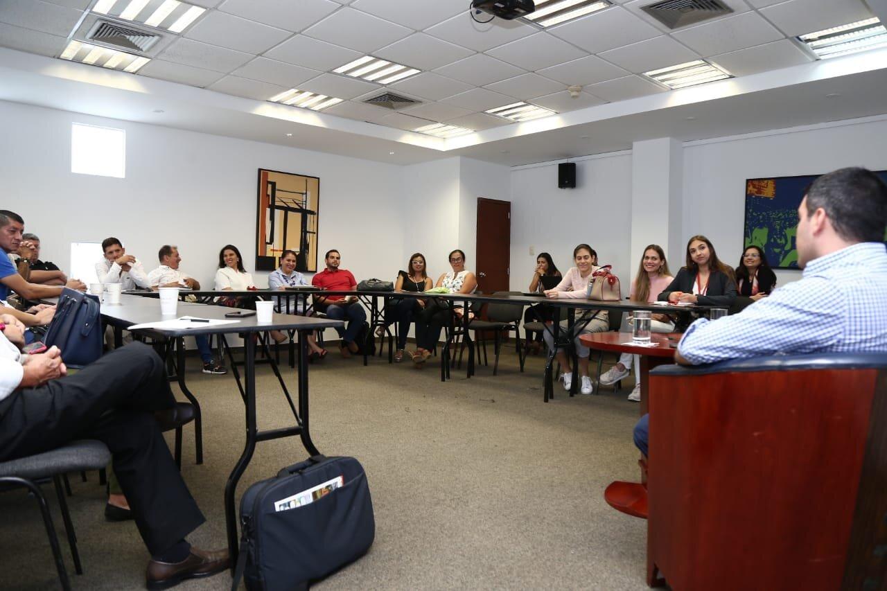 Iniciaron los conversatorios gratuitos de internacionalización Global Talks en la Cámara de Comercio | Economía | EL FRENTE