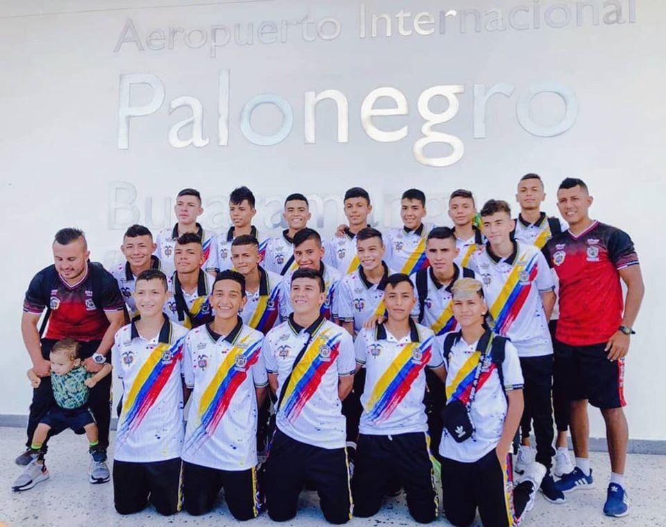 Selección de Floridablanca presente en Chile | Local | Deportes | EL FRENTE