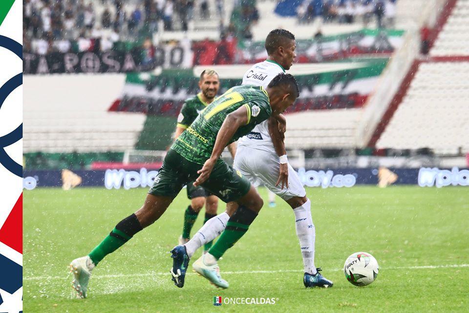 Bucaramanga empató 1-1 ante Once Caldas | Local | Deportes | EL FRENTE