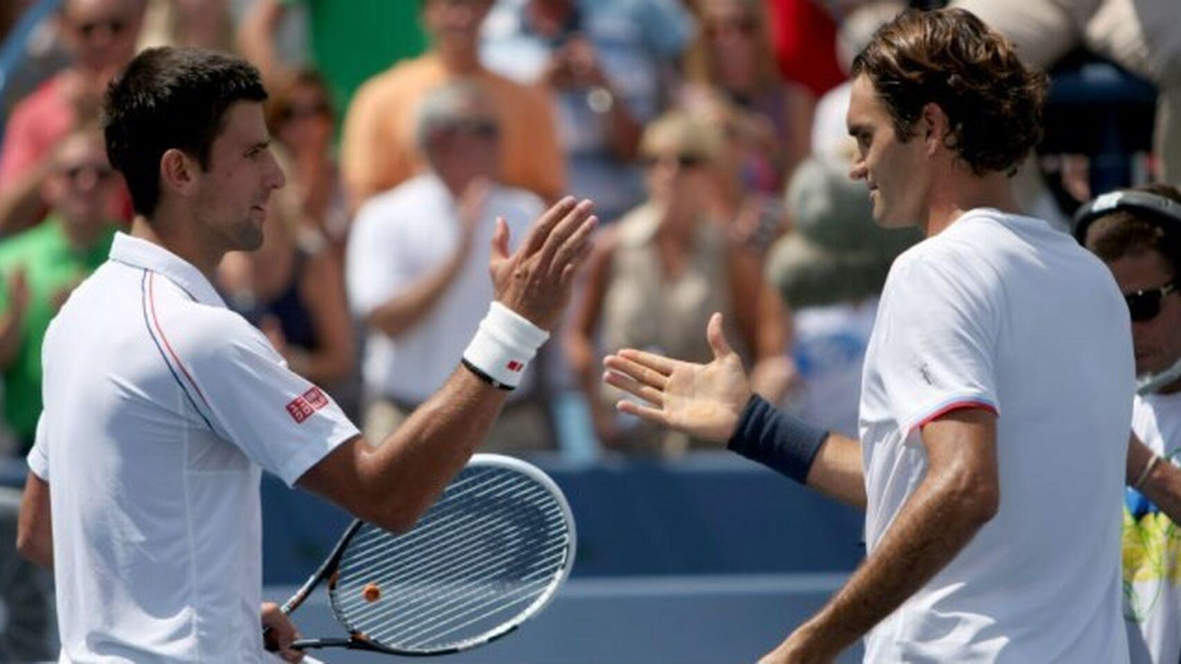 Federer y Djokovic se enfrentarán en semifinales | Internacional | Deportes | EL FRENTE