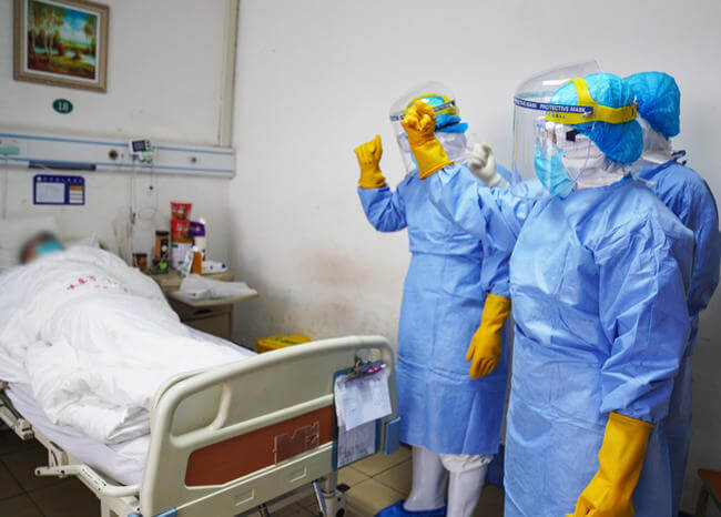 Descartan caso de coronavirus en Ibagué   EL FRENTE