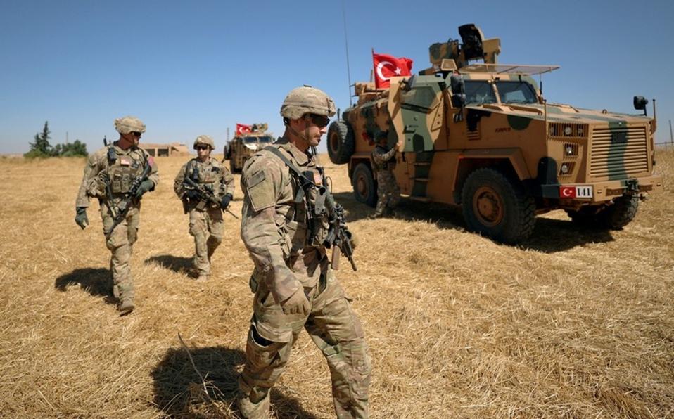 Turquía aseguró que abatió a 55 soldados del régimen de Al Assad | EL FRENTE
