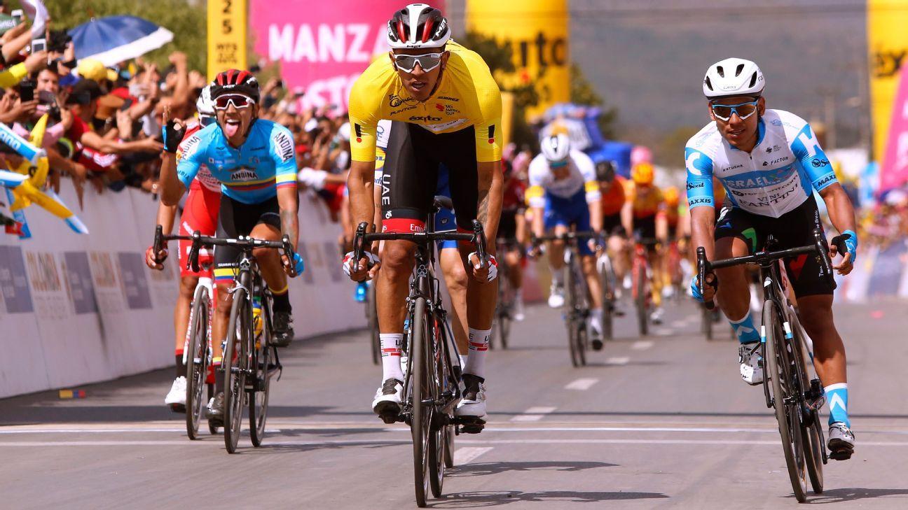 Sebastián Molano logra su segunda victoria de etapa | EL FRENTE
