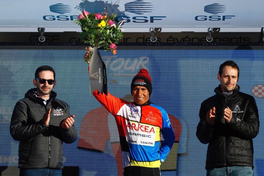 Nairo Quintana el nuevo líder del Tour de La Provence | Nacional | Deportes | EL FRENTE