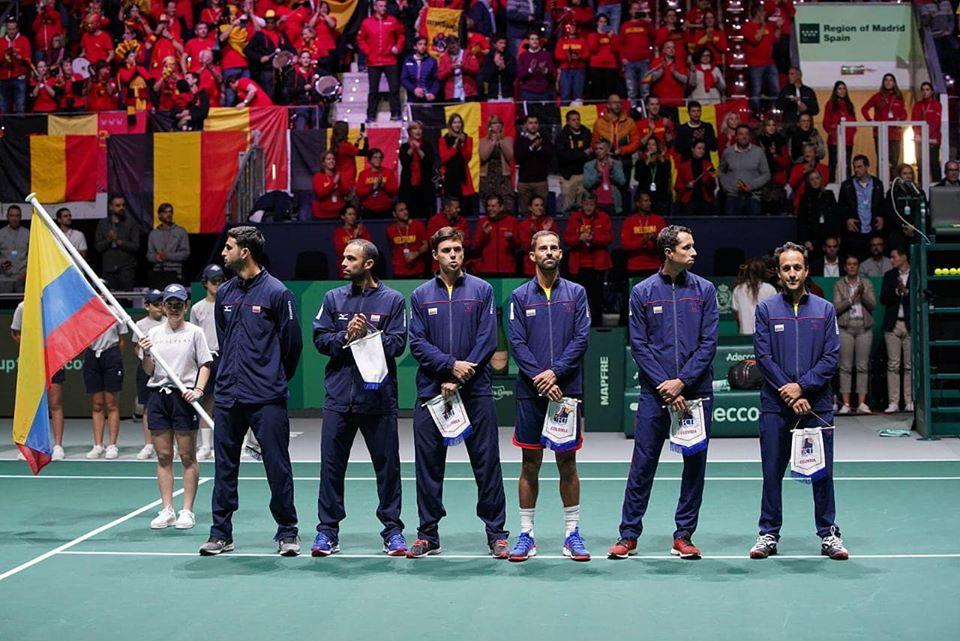 Daniel Galán encabeza equipo para Copa Davis  | Nacional | Deportes | EL FRENTE
