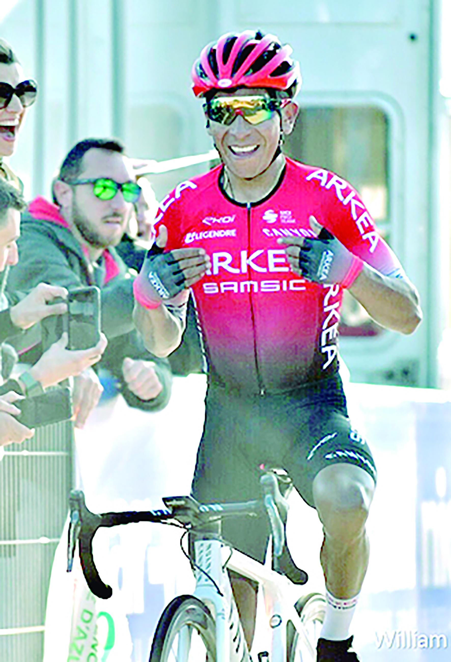 Nairo Quintana líder del Tour de Var y Alpes Marítimos | Nacional | Deportes | EL FRENTE