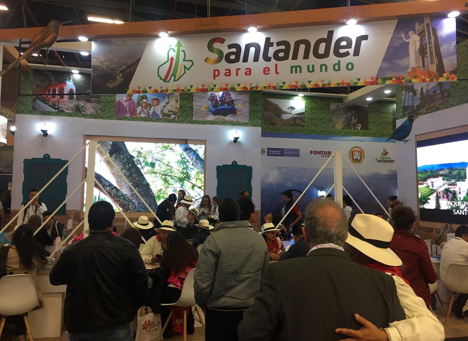 Presencia diferenciada en la 39 Vitrina Turística ANATO. Santander promociona su método multimodal | Local | Economía | EL FRENTE